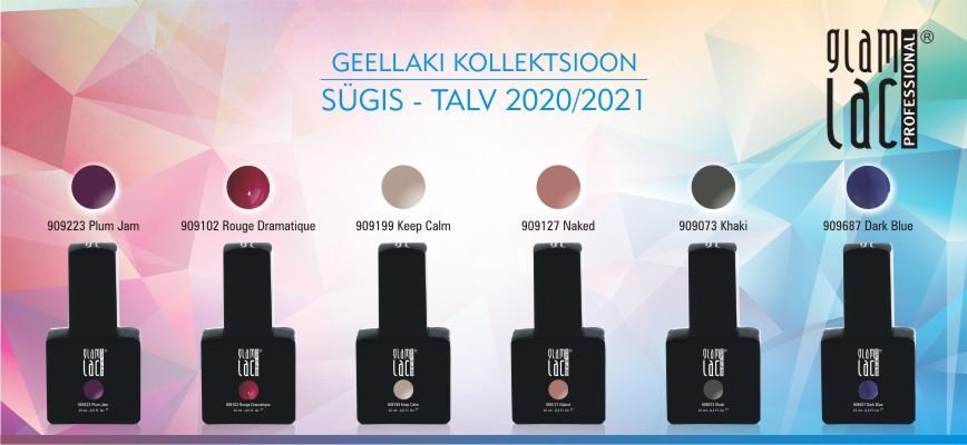 SÜGIS-TALV KOLLEKTSIOON 2020/2021