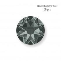 Crystal SS3 Black Diamond