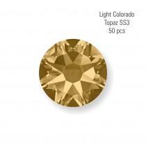 Crystal SS3 Light Colorado Topaz
