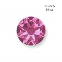Crystal SS5 Rose
