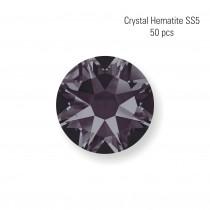 Crystal SS5 Crystal Hematite