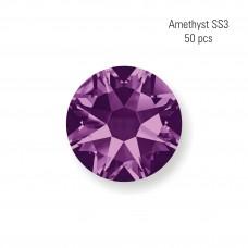 Crystal SS3 Amethyst