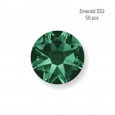 Crystal SS3 Emerald