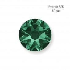 Crystal SS5 Emerald