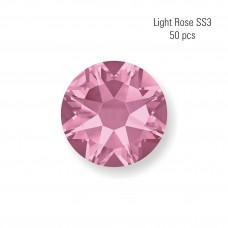 Crystal SS3 Rose