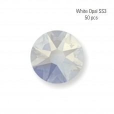 Crystal SS3 White Opal