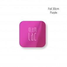 Foil Purple 30 cm