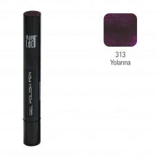 #313 Yolanna 3 in 1 püsilakk 4 ml