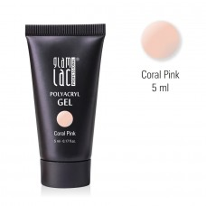 Polyacryl Gel Coral Pink 5 ml