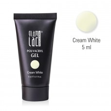 Polyacryl Gel Cream White 5 ml