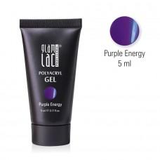 Polyacryl Gel Purple Energy 5ml