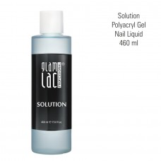 Solution Polyacryl Gel Nail Liquid 460ml