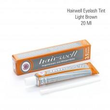 Hairwell ripsmevärv helepruun 20 ml