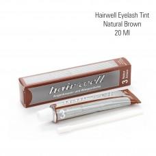 Hairwell ripsmevärv nat.pruun 20 ml