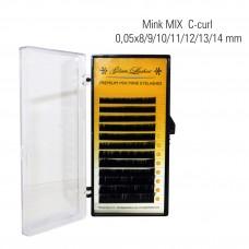 Naarits MIX C-Curl 0,05 X 8/9/10/11/12/13/14 mm