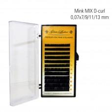 Naarits MIX D-Curl 0,07 X 8/9/10/11/12/13/14 mm
