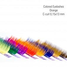 Värvilised-oranz 0,15x13, C-Curl