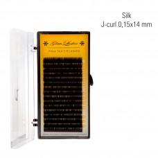 Siid 0,15 x 14 mm, J-Curl