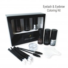 Eyelash & Eyebrow Coloring Kit